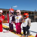 club ski enfant La Plagne Montalbert
