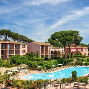 club vacances pour groupe Sainte-Maxime