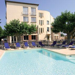 Piscine Hôtel Miléade de Port-Fréjus