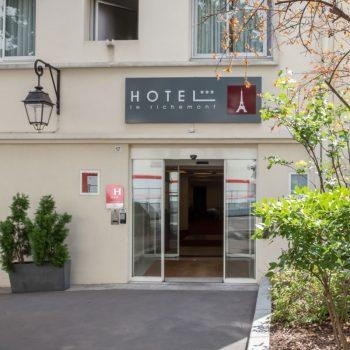 Hôtel Paris 13