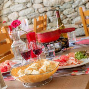 Restaurant Village Club Miléade de Pralognan
