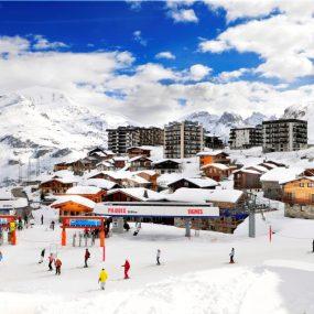 Station de ski Miléade à Tignes