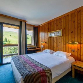 Chambre Station de ski Miléade Courchevel