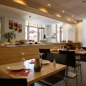 Restaurant Station de ski Miléade Morzine