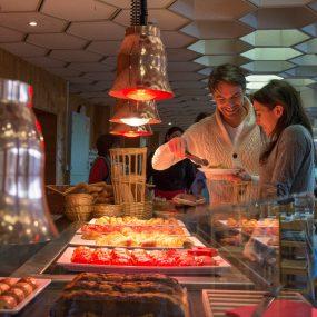 Restaurant Station de ski Miléade Valmorel