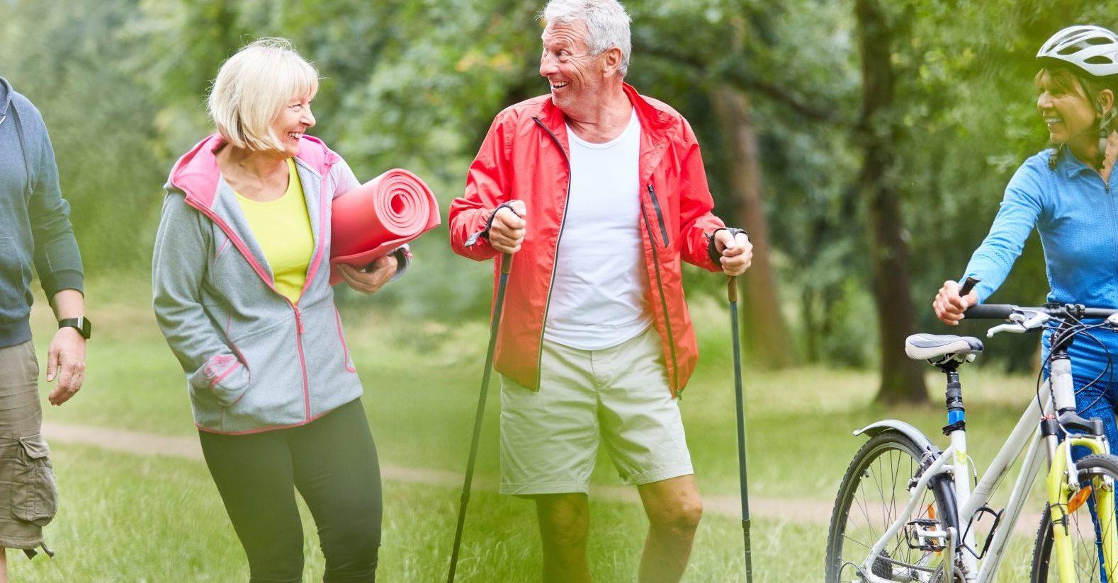 vacances seniors groupe rando cyclo